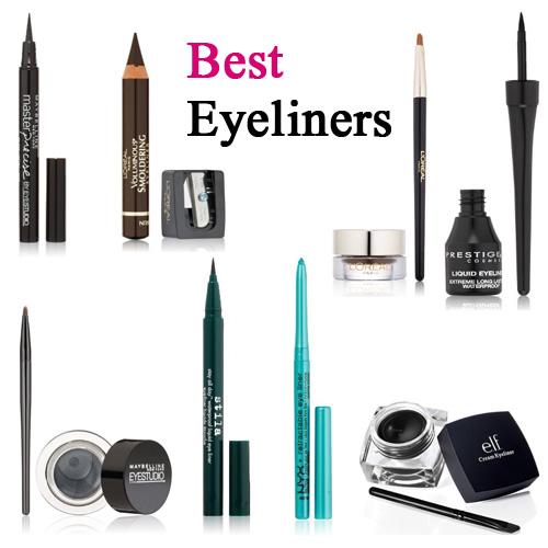 Top 10 beste eyeliners - Beste vloeibare, gel-, crème-eyeliners Verzinnen  Beste eyeliners
