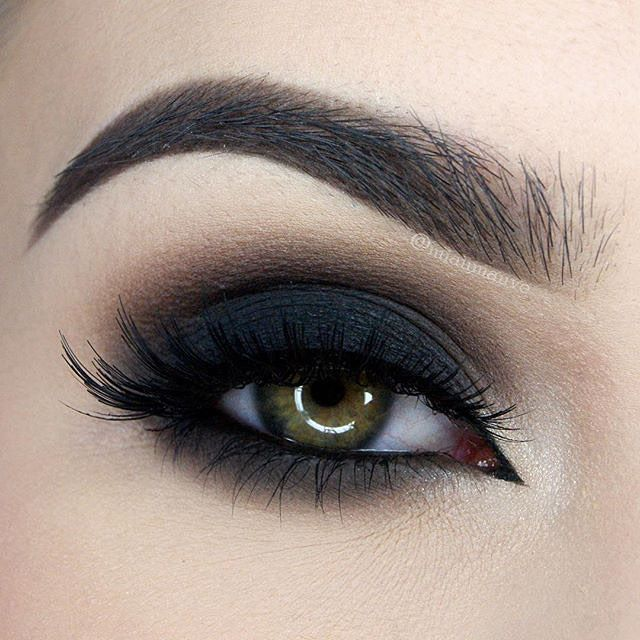 Super 6 Tips on How to Achieve Simple Smoky Eyes - Pretty Designs HH33