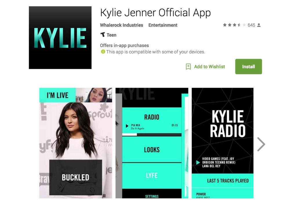 kyle-jenner-app