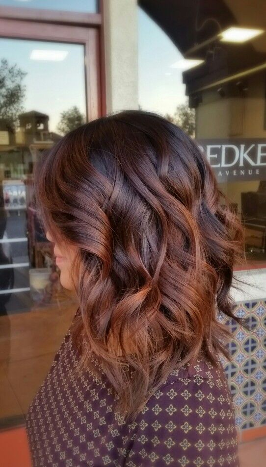 Layered Medium Brown Hairstyles Pretty Designs
