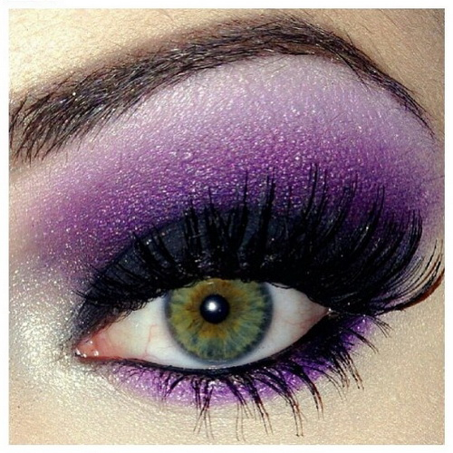 purple-eye-makeup-green-eyes