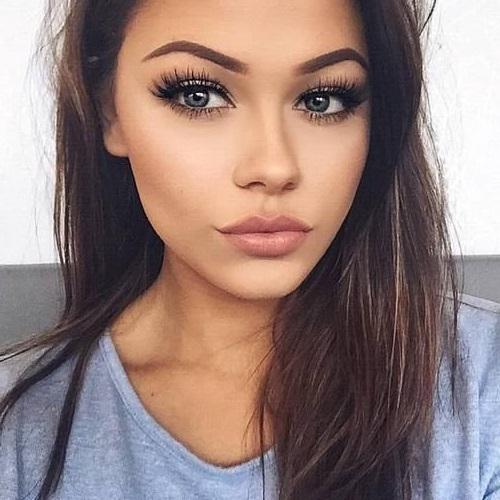 the right makeup - best makeup 2017