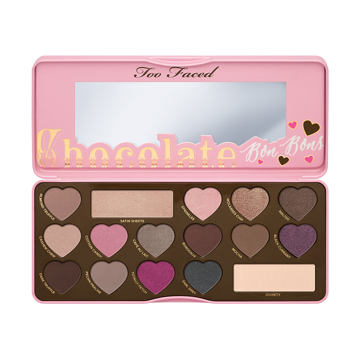 Too Faced Chocolate Bon Bons Palette - best eyeshadow palettes for green eyes