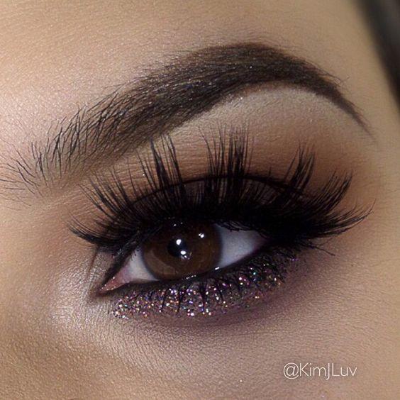 How To Apply False Eyelashes Pretty Designs