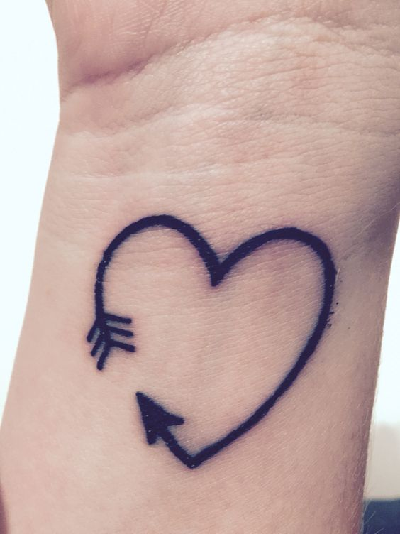 30 Amazing Arrow Tattoos For Female Pretty Designs