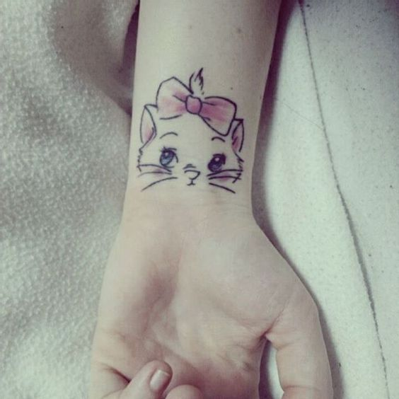 15 Disney Tattoos For Any and All Disney Lovers