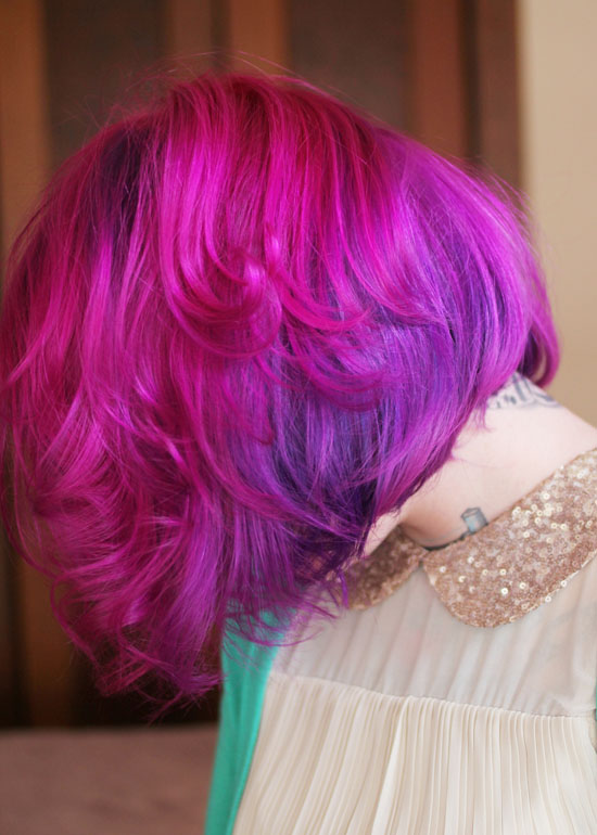 pink and purple hair styles 12 rainbow hairstyles you will want to copy right now 3957 | 15 rainbow hairstyles you will want right now 1
