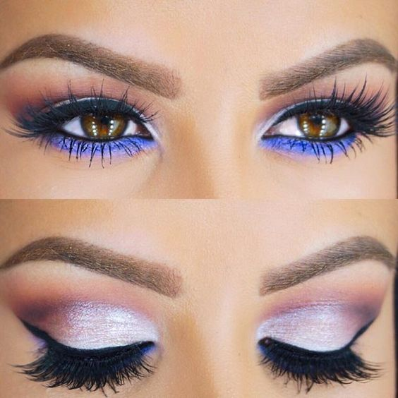 6 Tips on How to Rock Colored Eyeliner - Colorful Eyeliner ...
