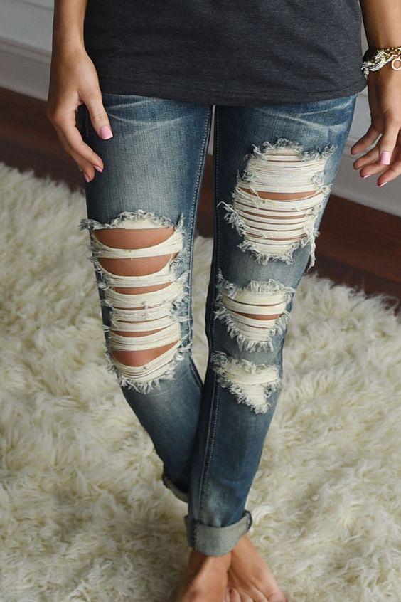 Doğru Kot Pantolonun Nasıl Seçileceğine Dair 7 İpucu