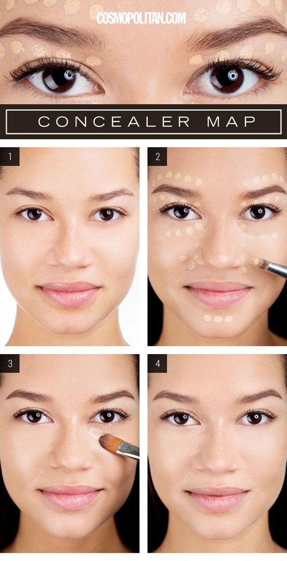 7 Tipps, um Ihr Make-up länger zu halten