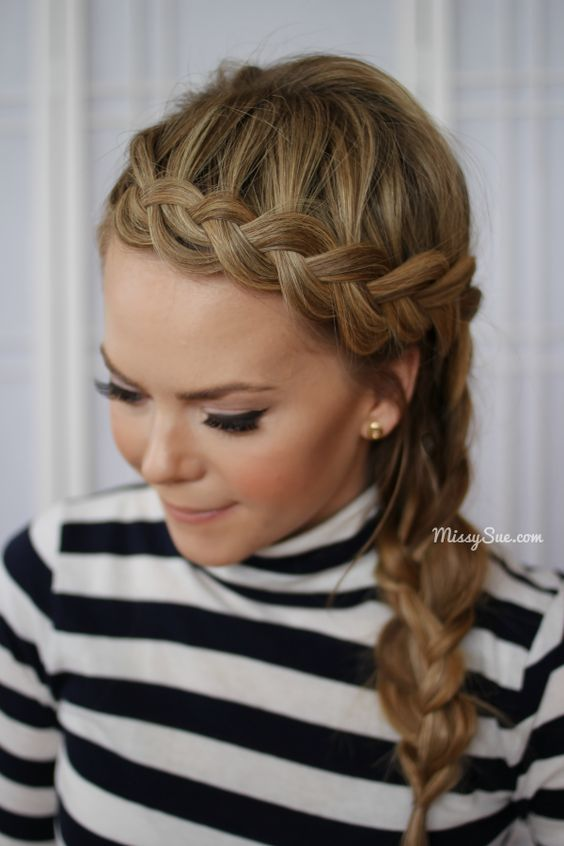Braided Hair via