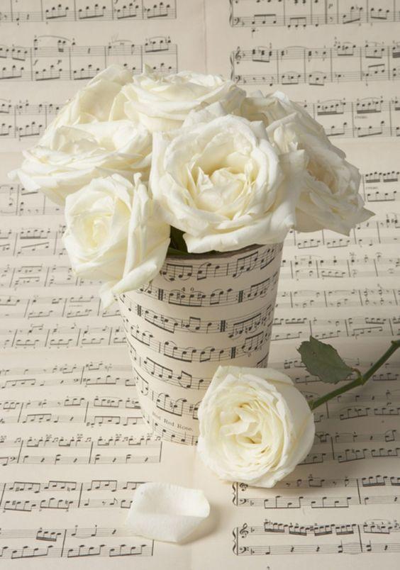Flower Arrangement via