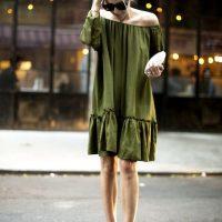 Green Sundress via