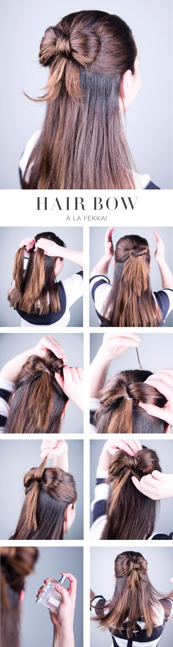 Hair Bow via