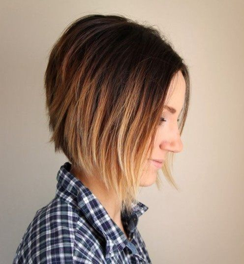 Inverted Bob via