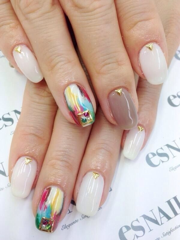 15 wedding inspired nail ideas you will like pretty designs