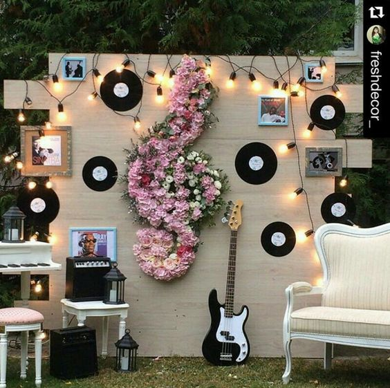 20 Wedding Ideas For Music Lovers