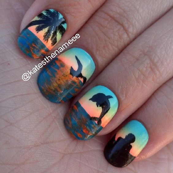 25 Trendy Nails For Your Summer Look Pretty Designs