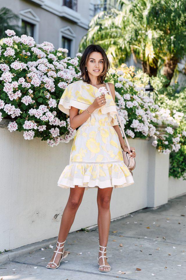 Pattern Dress via