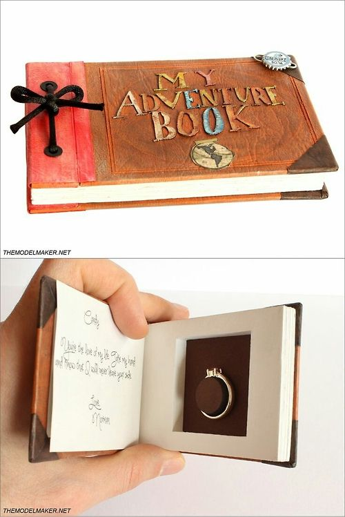 Rings in Your Adventure Book via