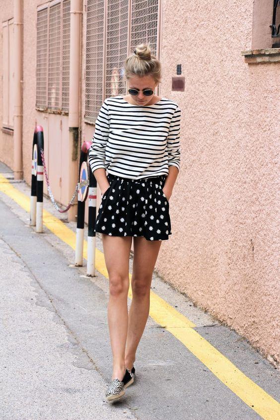 20 outfitideeën om een gestreepte look voor de zomer te hebben Outfits  zomer outfitideeen hebben gestreepte