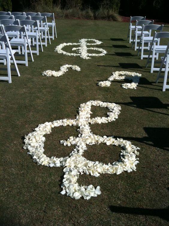 Wedding Aisle via