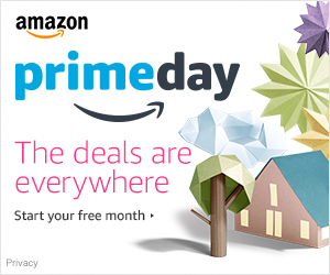 Don't Miss The Amazon Prime Day 2016!!!
