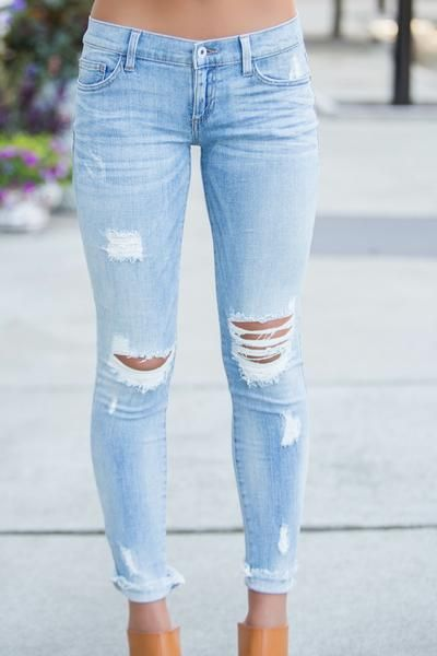 Pants Jeans-Girls Shoes