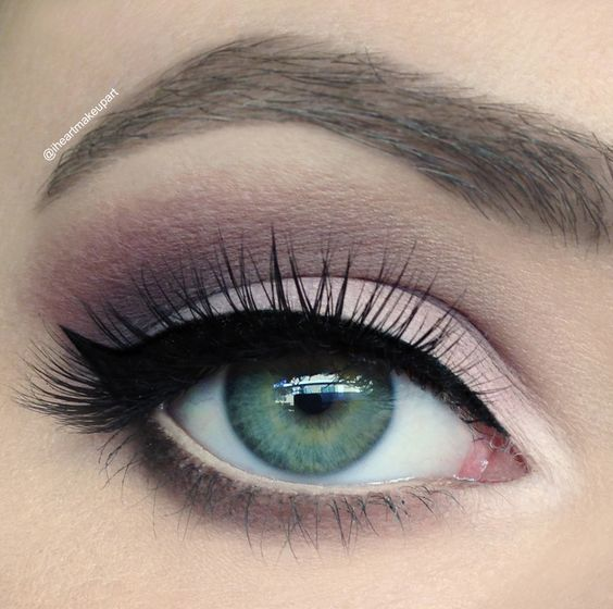 How to Rock Matte Eyeshadow