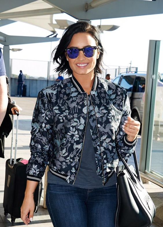 12 Demi Lovato Outfits You Can Rock Too