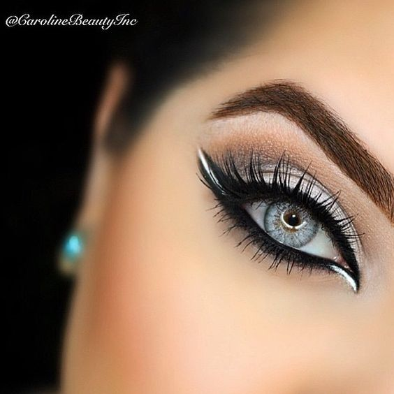 5 Tips To Fake Long Thick Eyelashes Without Falsies Pretty Designs