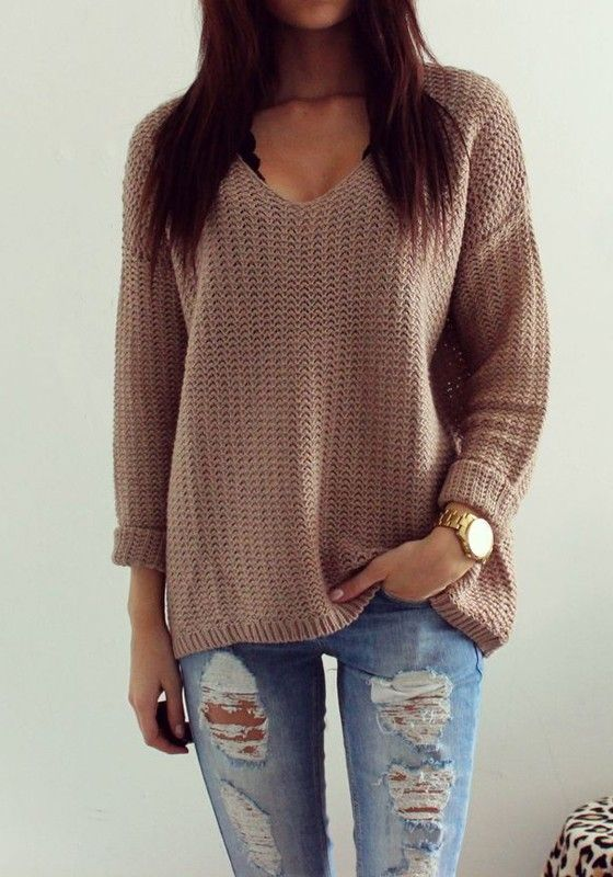 7 Sweater Weather Style Ideas