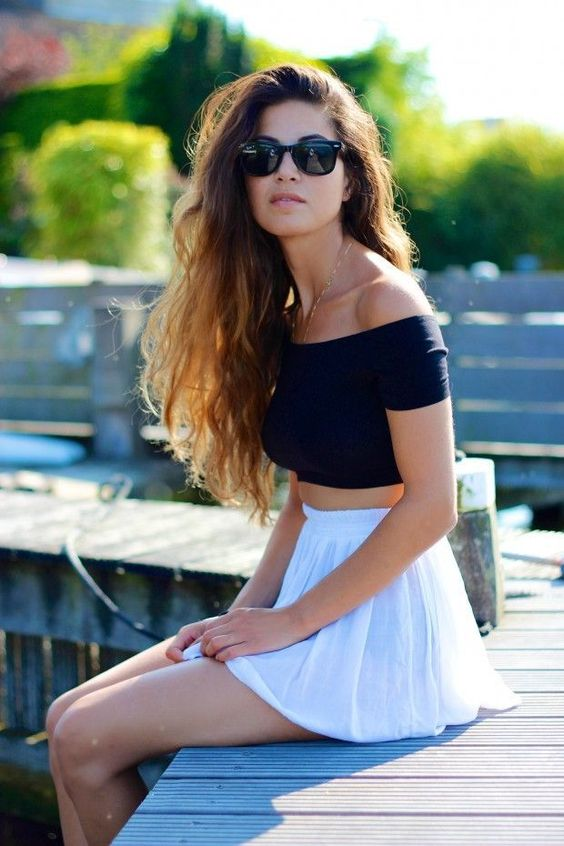 77e4f1624777 15 Crop Top Styles for Girls - Pretty Designs