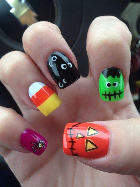 Cute Nails via