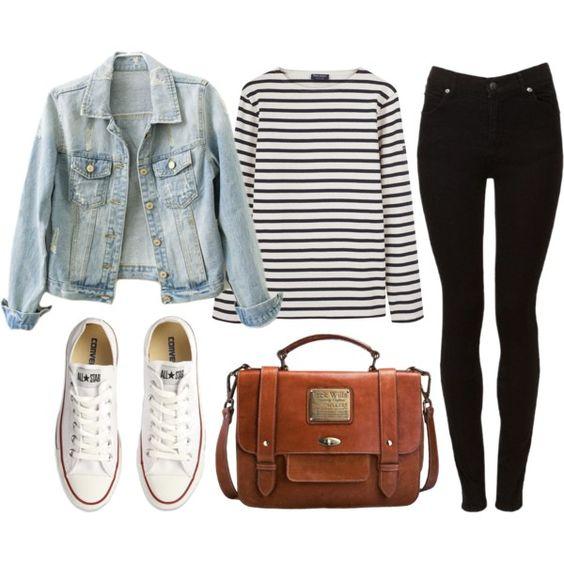20 Ideeën om uw uiterlijkheden van de school te combineren Outfits  Sneakers Slim-fit pants Outfit Ideas leggings Jeans fashion Denim Culture Clothing American fashion