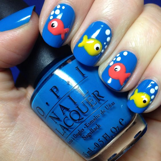 Fish Nails via