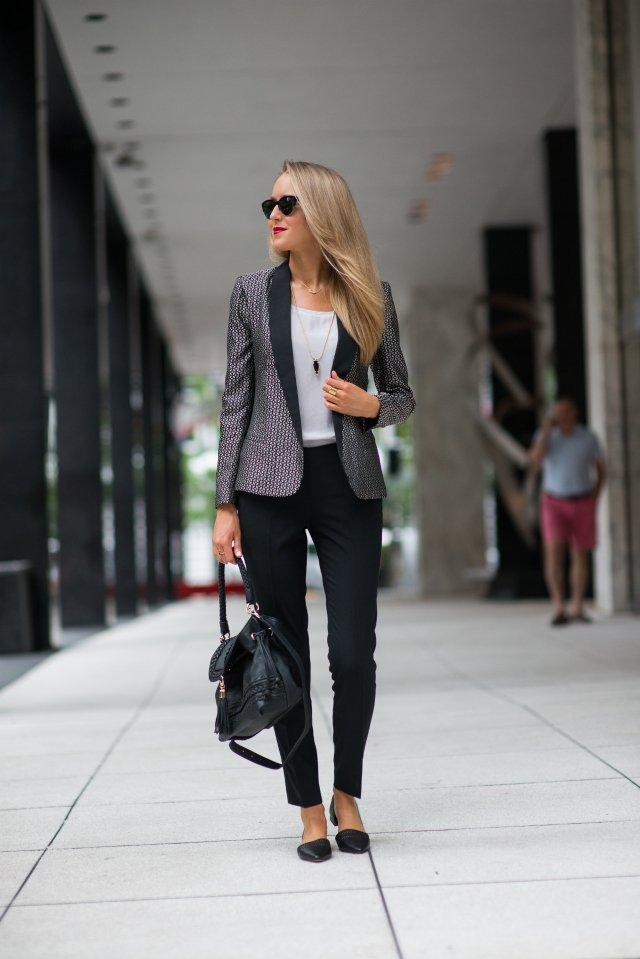 20 Office-outfits met bijgesneden broek voor vroege herfst Outfits  vroege Outfits office herfst broek bijgesneden