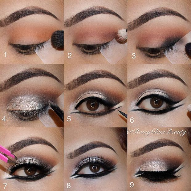 Golden Rose Eye Shadow via