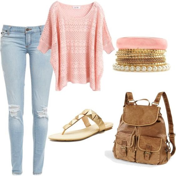 20 Ideas to Pair Your Back-to-school Looks - Pretty Designs