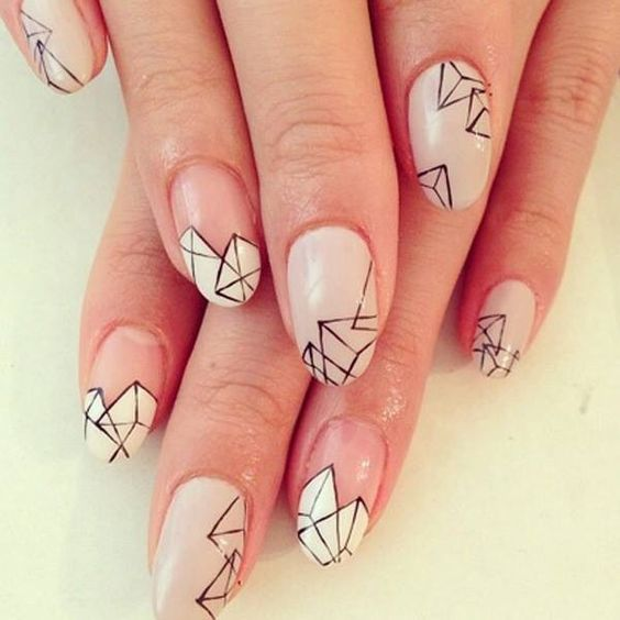 Pink Nails via