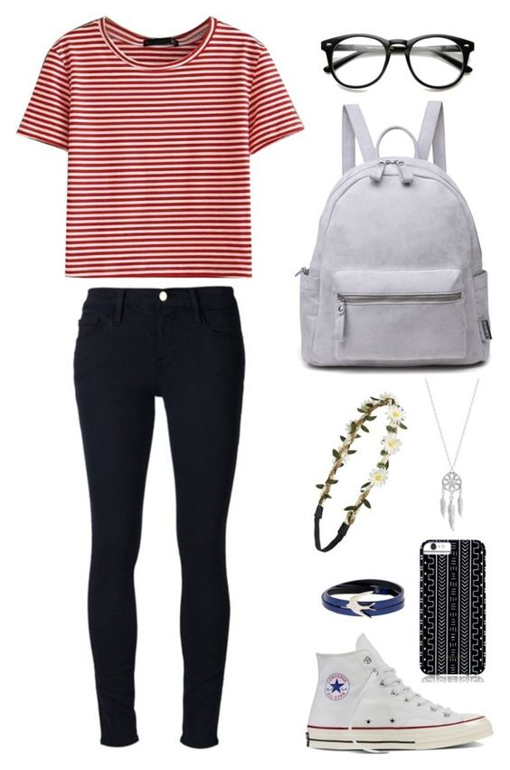 20 Ideas To Pair Your Back-to-school Looks
