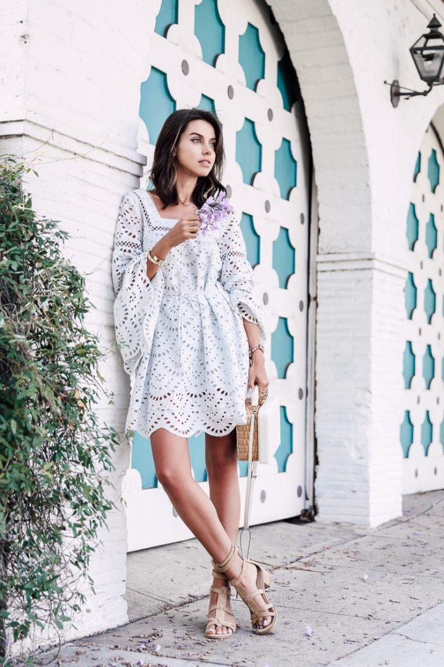 White Dress via