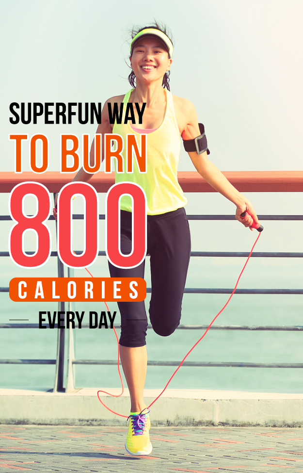Top 9 Exercises To Burn 2000 Calories Per Day