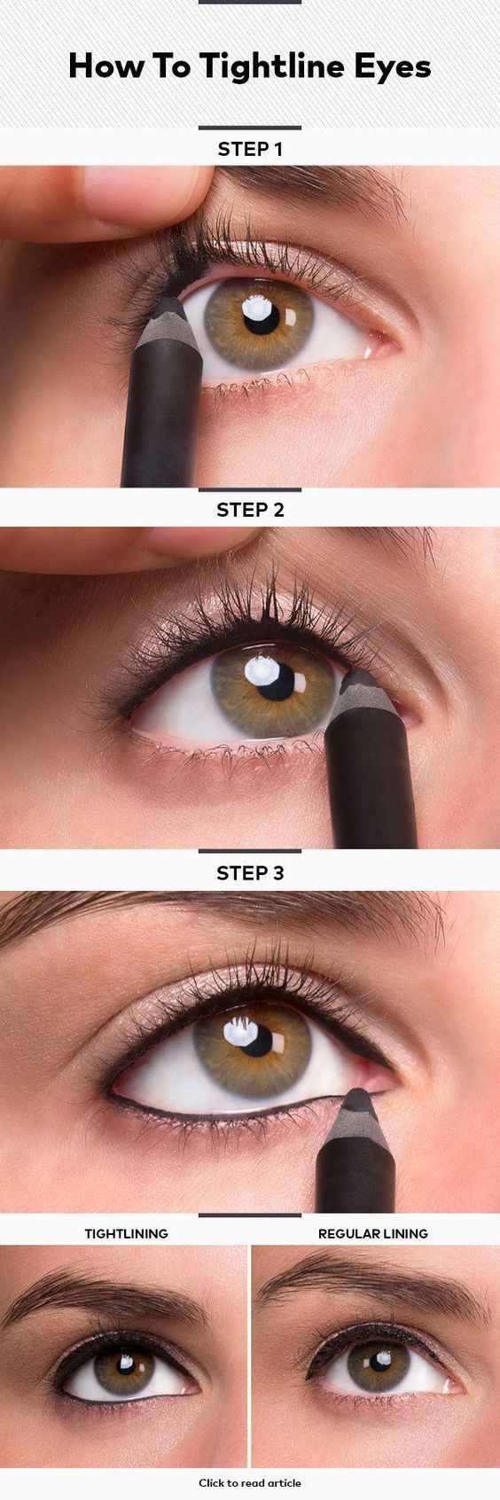 7 Tips for Perfect Tightline Eyeliner
