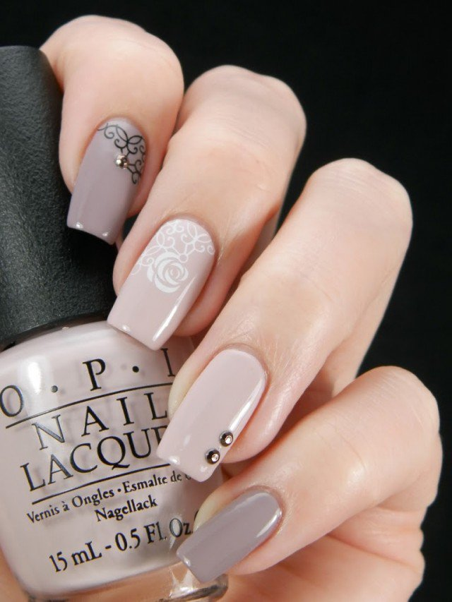 18 Beige Nails for Your Next Manicure - Pretty Designs