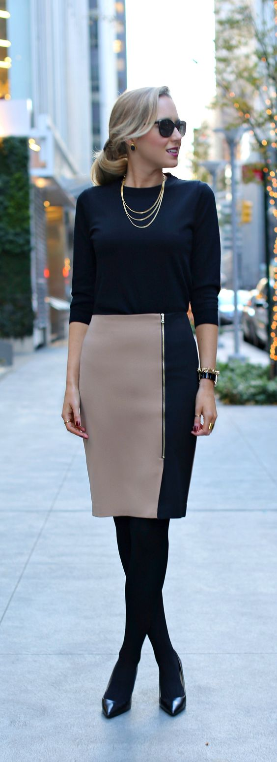 20 Pencil Skirt Styles You Want To Try For Weekdays Pretty Designs