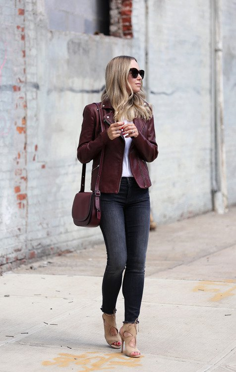 burgundy-leather-jacket via