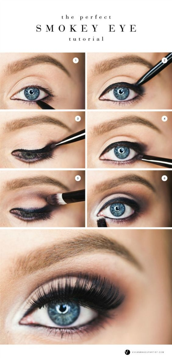 Cat Eye Makeup via