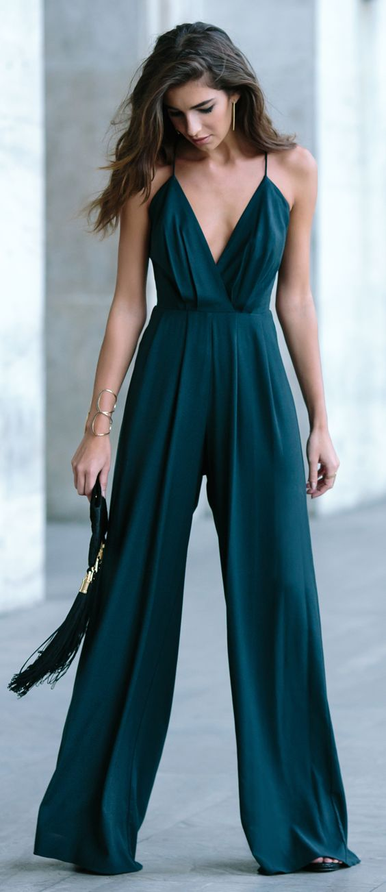 1bc12a881f6 15 Ideas of Glam Jumpsuits - Pretty Designs