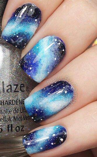 Galaxy Nails via